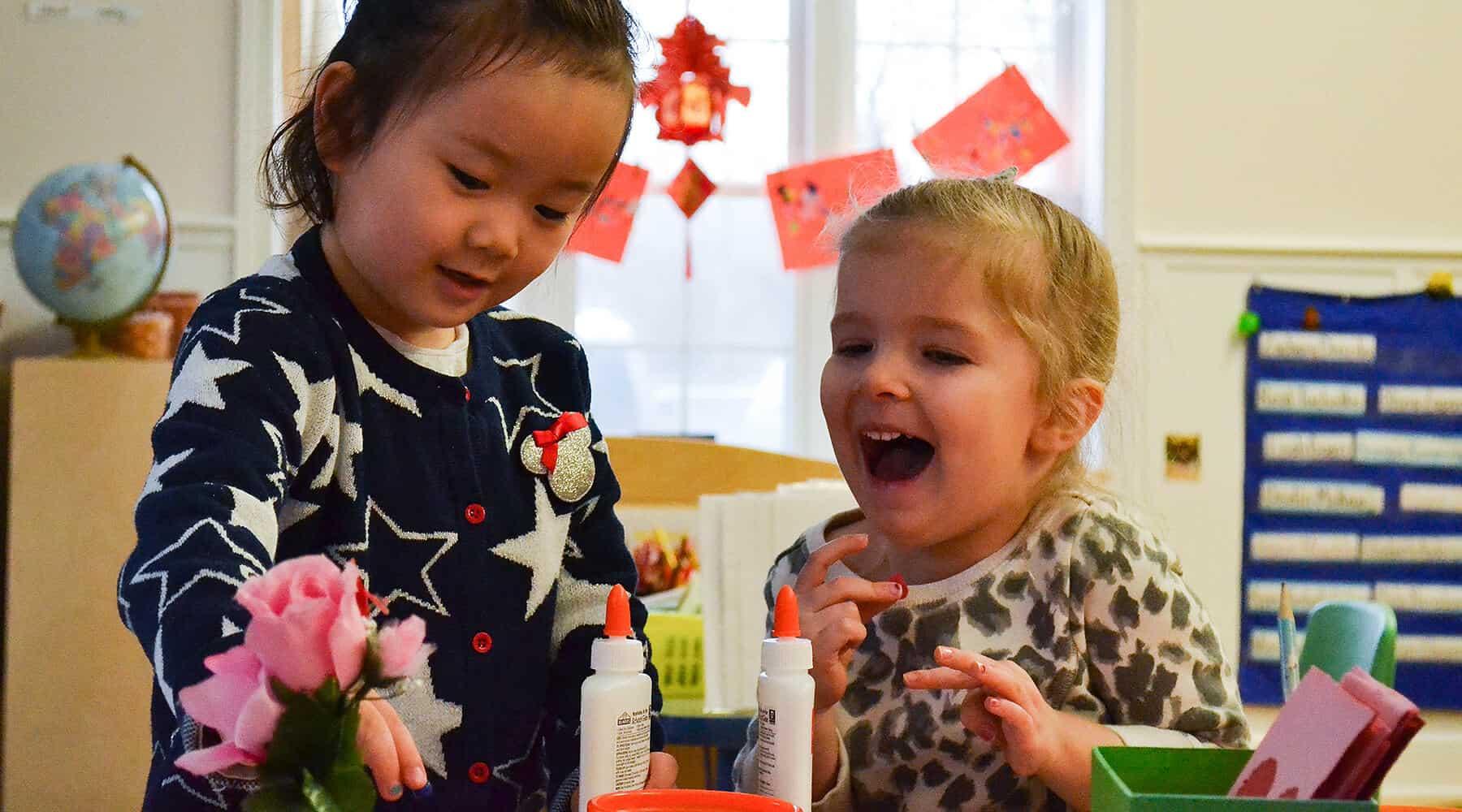 Montessori Schools - Young Explorers